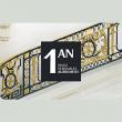 Carte « 1 AN A VERSAILLES » SOLO