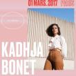 Concert KADHJA BONET