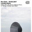 Soirée LUMIERE NOIRE CHLOÉ'S EP THE DAWN RELEASE PARTY à PARIS @ Le Rex Club - Billets & Places