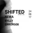 Concert SHIFTED + NEWA + BYLLY + ERROR508 à RAMONVILLE @ LE BIKINI - Billets & Places