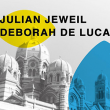 Soirée Visionair : Julian Jeweil & Deborah De Luca