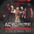"""Concert 6:33 + ACYL + MALEMORT """"Asylum picture show 2.0"""""""