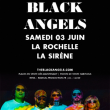 Concert THE BLACK ANGELS + ELEPHANT STONE
