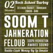 Concert HERE I COME #24 - SOOM T, JAHNERATION, FELDUB, SOOPA HIGHRATION