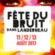 Festival Fête du bruit dans Landerneau 2017-The Offspring, Cypress Hill