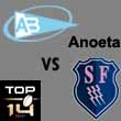 Match J24:AB-STADE FRANCAIS à San Sebastián @ Anoeta - Billets & Places