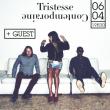 Concert TRISTESSE CONTEMPORAINE + APOLLO NOIR à PARIS @ Badaboum - Billets & Places