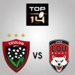 Match RC TOULON - LYON