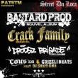 Concert BASTARD PROD + CRACK FAMILY + DROOGZ BRIGADE à RAMONVILLE @ LE BIKINI - Billets & Places