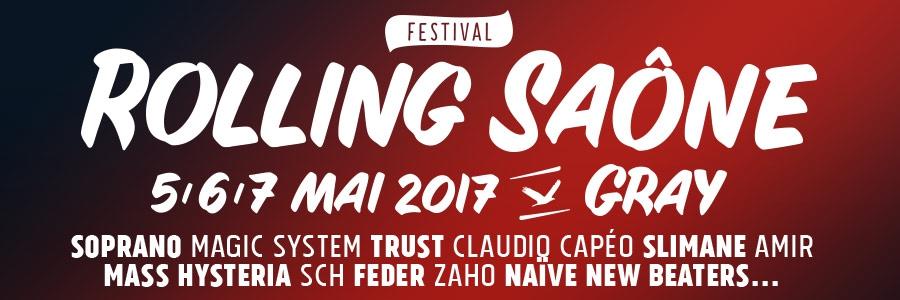 ROLLING SAONE 2017