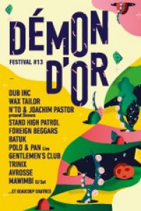 FESTIVAL DEMON D'OR 2017