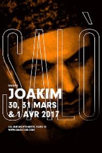 SALÒ #16 : JOAKIM