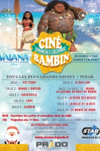 CINE BAMBIN - Des studios Disney / PIXAR