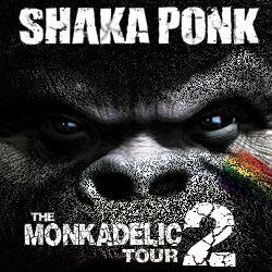 Billets Shaka Ponk