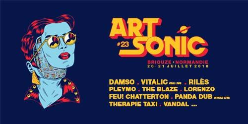 Billets Festival Art Sonic #22