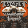 Concert TESTAMENT + ANNIHILATOR + DEATH ANGEL