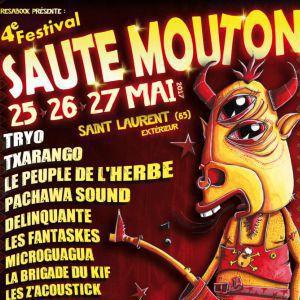 FESTIVAL SAUTE MOUTON 2017 - vendredi 26/05 à SAINT LAURENT DE NESTE @ LA MAISON DU SAVOIR - Billets & Places
