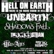 Concert HELL ON EARTH TOUR  à Paris @ Le Trabendo - Billets & Places