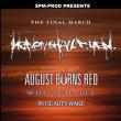 Concert HEAVEN SHALL BURN + AUGUST BURNS RED +WHITECHAPEL +IN HEARTS WAKE à TOULOUSE @  LE METRONUM - Billets & Places