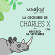 Concert La Croisière Safari de Charles X (Live) à PARIS @ Safari Boat with Asics Tiger - Billets & Places