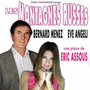 Théâtre LES MONTAGNES RUSSES à TINQUEUX @ LE K - KABARET CHAMPAGNE MUSIC HALL - Billets & Places