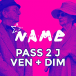 Festival NAME 2017 - PASS 2 JOURS