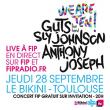 Concert Live à Fip - 10 ans du Label Heavenly Sweetness à RAMONVILLE @ LE BIKINI - Billets & Places