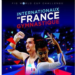 Les Internationaux de France Gymnastique 2017