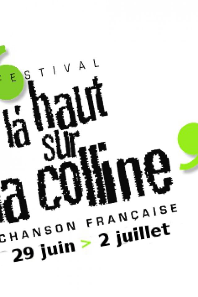 Festival LA-HAUT SUR LA COLLINE 2017 - KENY ARKANA à SAXON SION @ CHAPITEAU COLLINE DE SION - Billets & Places