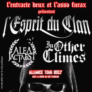 L'esprit du clan + Alea jacta est + In other climes