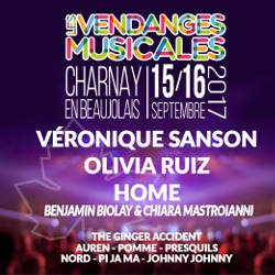 Billets Festival Les Vendanges Musicales