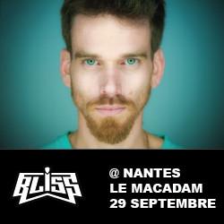 Billets L'Exode #1 // BLiSS (live) à Nantes